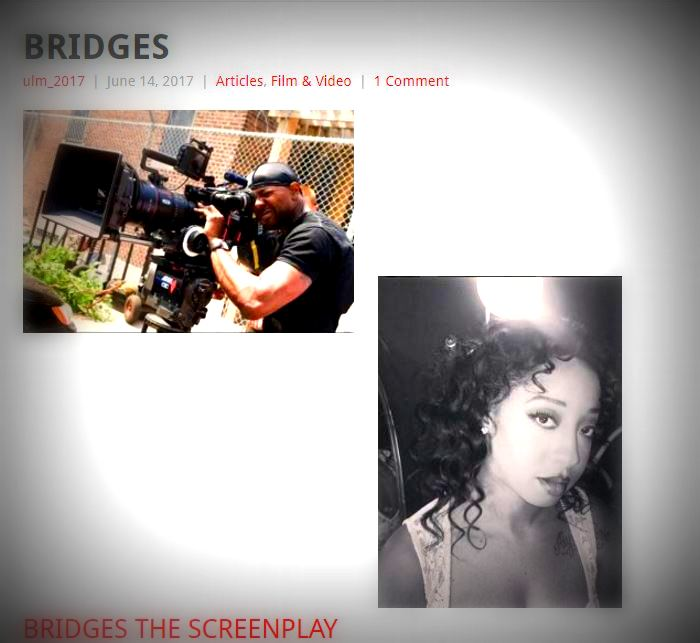 "The ""BRIDGES"" Project – FavHer Productions in Yorba Linda"
