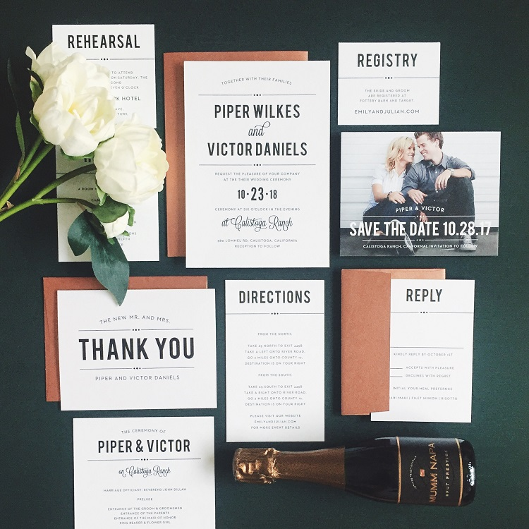 Why To Choose A Traditional Wedding Invitation